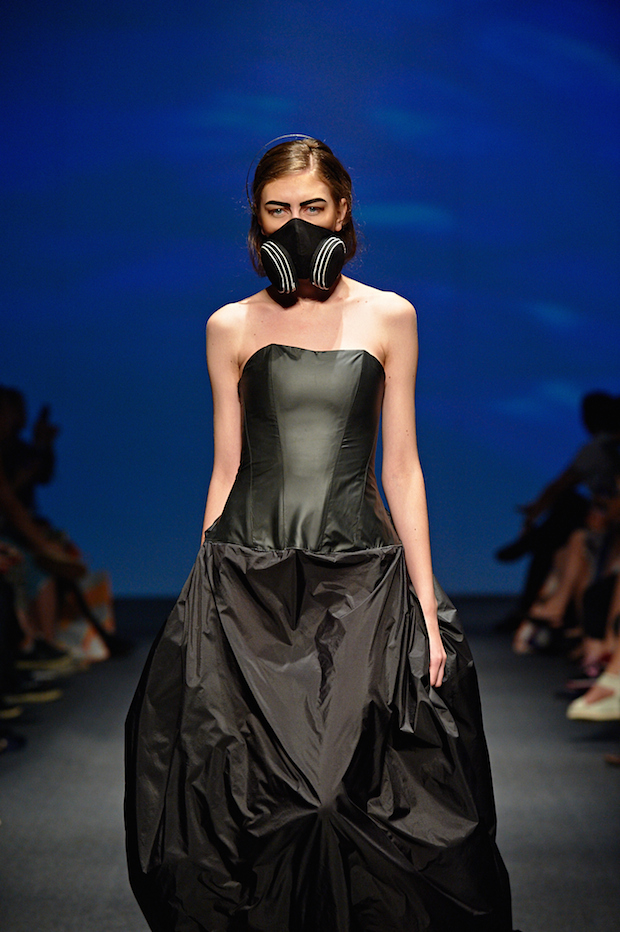 Vogmask Faceslap Hong Kong Fashion Week 2014
